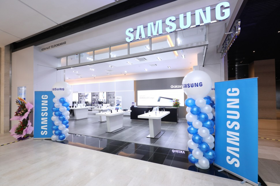 Samsung Opens Experience Store in Genting | Going Places by