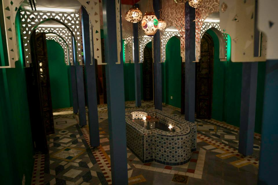 Hammam Spa KL Turkish bathhouse